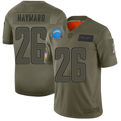 Nike Chargers #26 Casey Hayward Camo Youth Stitche cheap majestic jerseys