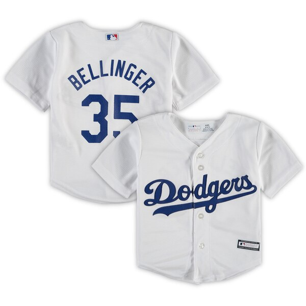 Youth Los Angeles Dodgers Cody Bellinger Majesti cheap baseball jerseys for toddlers